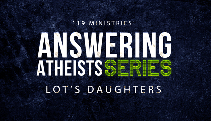 Watch 119's Lot's Daughters teaching