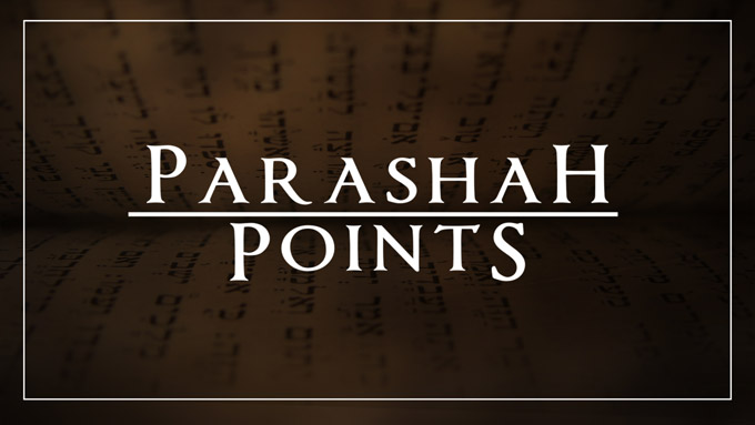 Parashah Points